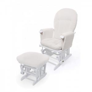 Кресло для мамы  качалка кормления Barcelona Nuovita