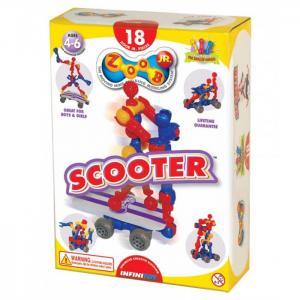 Конструктор  JR Scooter (18 деталей) Zoob