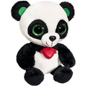 Мягкая игрушка  Глазастик панда Fancy. Цвет: черный/белый