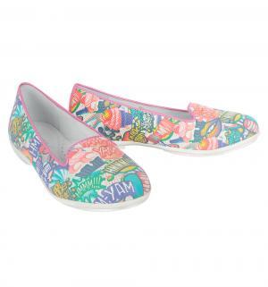 Туфли , цвет: белый Elegami