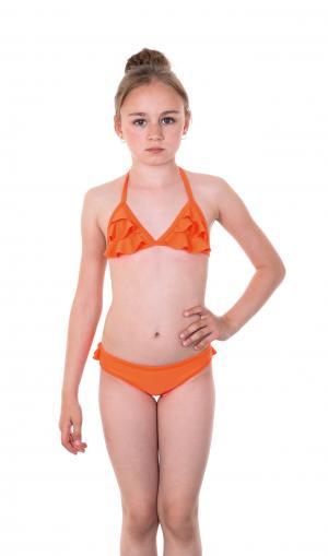 Купальник , цвет: оранжевый Emdi