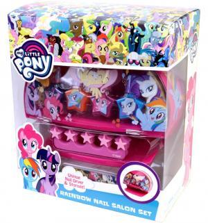 Набор косметики  с сушкой лака My Little Pony, 485 г Markwins