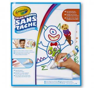Листы для рисования  Color Wonder 30 шт. Crayola