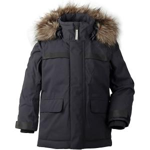 Утеплённая куртка Didriksons Hajen DIDRIKSONS1913. Цвет: серый