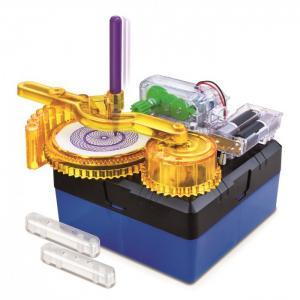 Набор научный Connex: игрушка-рисовальщик. Электронный конструктор 38842 Amazing