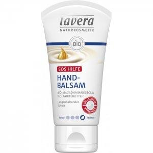 Крем для рук SOS-восстановление Lavera