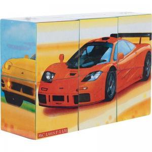 Кубики в картинках  №20 Модели спортивных автомобилей Stellar