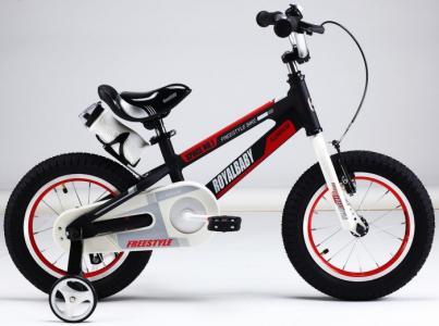 Велосипед двухколесный  Freestyle Space №1 Alloy 16 Royal Baby