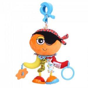 Подвесная игрушка  мягкая на прищепке Пират Джэк Biba Toys