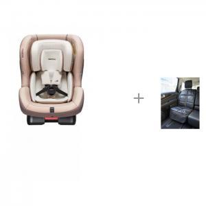 Автокресло  First 7 Plus Organic и АвтоБра чехол под детское кресло полный Daiichi