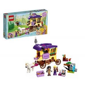 Конструктор  Disney Princess 41157 Экипаж Рапунцель LEGO