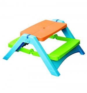 Стол со скамейкой  Раскладной, цвет: Palplay