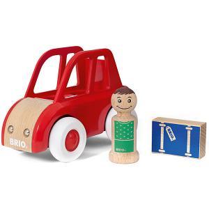 Игровой набор Brio Мой родной дом Загородный автомобиль