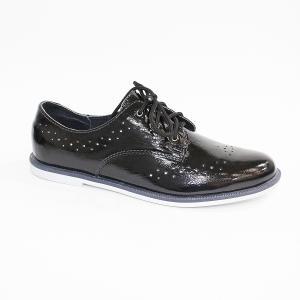 Туфли , цвет: черный Лель