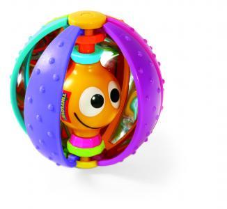 Игрушка развивающая  Волшебный шар 9 см Tiny Love
