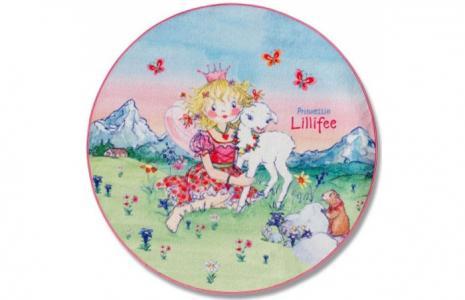 Ковёр Prinzessin Lillifee 100 см 102-100R Boing Carpet