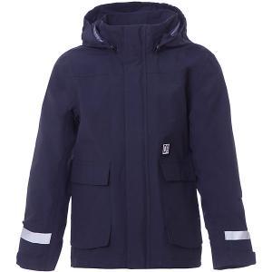 Куртка CALLAN  для мальчика DIDRIKSONS1913. Цвет: синий