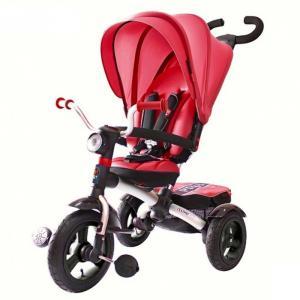 Велосипед трехколесный  коляска Icon V5 Luxe Aluminium R-Toys