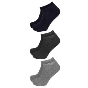 Носки 3 пары  укороченные TUOSITE