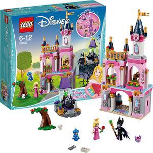Конструктор  Princess 41152: Сказочный замок Спящей Красавицы LEGO