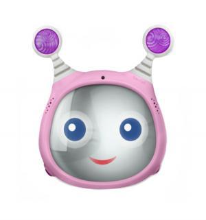 Авто-зеркало интерактивное  Инопланетянин, цвет: розовый BenBat