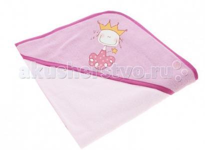 Полотенце Petite Princesse банное с уголком Micuna