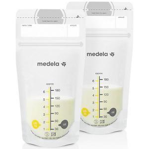 Пакеты одноразовые для хранения грудного молока  50 шт. Medela
