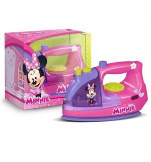 Игрушечный утюг  Minnie Mouse с водой Simba