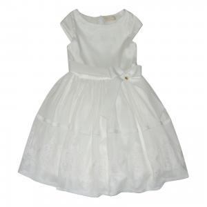 Нарядное платье Wojcik. Цвет: кремовый
