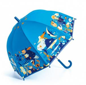 Зонт  Морской мир 68 см Djeco