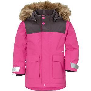 Утеплённая куртка Didriksons Kure DIDRIKSONS1913. Цвет: розовый