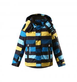 Куртка  Tec Regor, цвет: синий Reima