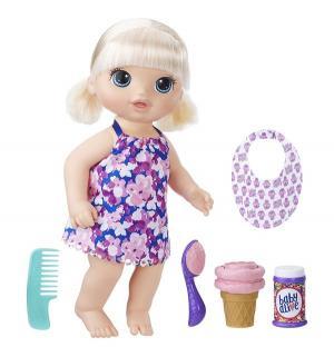 Кукла  Малышка с мороженым 30 см Baby Alive