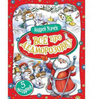 Книга  Все про Дедморозовку (5 историй) 5+ Росмэн
