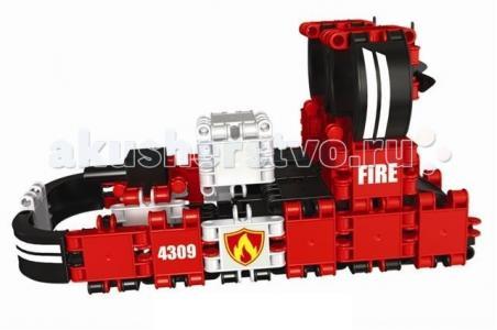 Конструктор  Пожарная команда 8 в 1 Clics