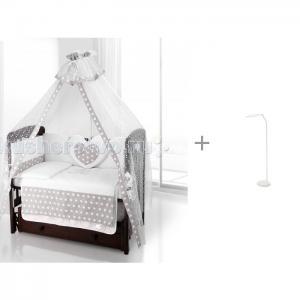 Балдахин для кроватки  Di Fiore и Держатель Geuther напольный Beatrice Bambini