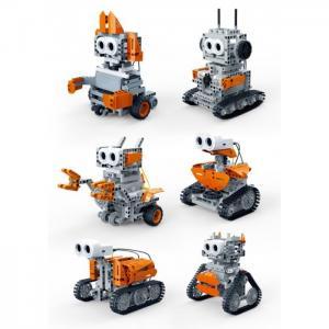 Конструктор  электронный Ультразвуковые роботы 6 в 1 6917 BanBao