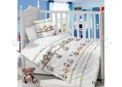 Комплект в кроватку  Смельчак (7 предметов) Луняшки