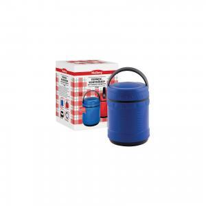 Термос FS2610, 1 л, нерж.сталь,  для пищ. продуктов, , в ассорт. Mallony