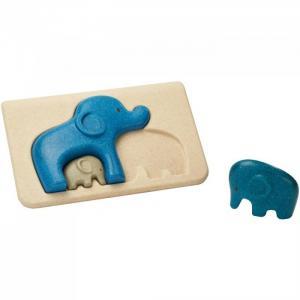 Деревянная игрушка  Пазл Слоники Plan Toys
