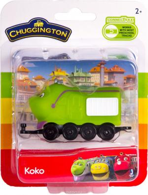 Паровозик  Коко 8 см Chuggington