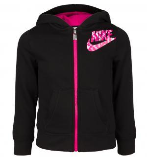 Спортивный костюм , цвет: розовый/черный Nike