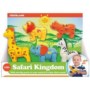 Развивающая игрушка Мир сафари Kiddieland. Цвет: зеленый