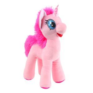 Мягкая игрушка  Малыш единорог 40 см СмолТойс