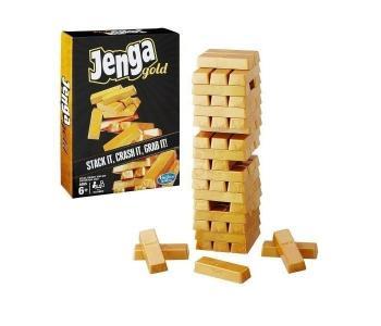 Games Настольная игра Дженга - Голд Hasbro