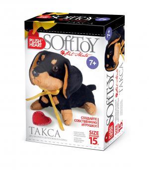 Набор для шитья  Собака такса, 1шт. Plush Heart