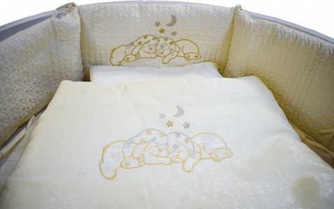 Комплект в кроватку  Sogni doro Nuovita