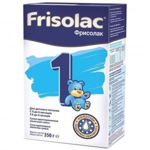 Заменитель молока  Фрисолак 1 0-6 месяцев, 350 г Friso