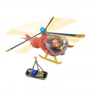 Игровой набор  Вертолет 24 см Пожарный Сэм