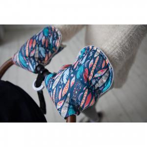 Муфта для рук (рукавички) Сантьяго, , цветной byTwinz
